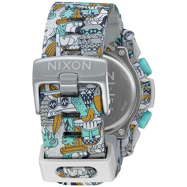 Электронные часы Nixon Super Unit Beach Drifter Ltd