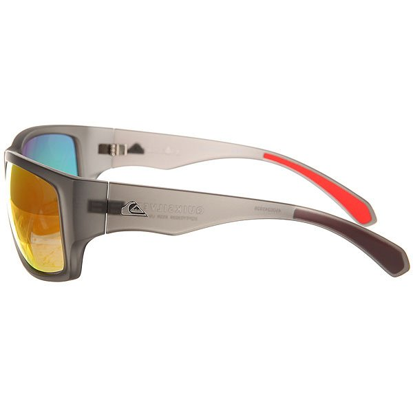 Очки Quiksilver Landscape Matte Real Grey/Ml Red