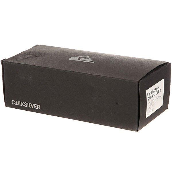 Очки Quiksilver Belmont Matte Dark Gun/Grey