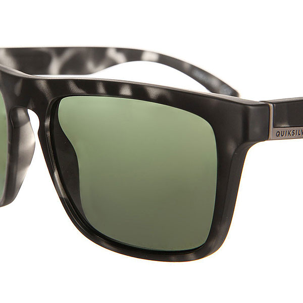 Очки Quiksilver The Ferris Plz Tortoise True Black/Plz