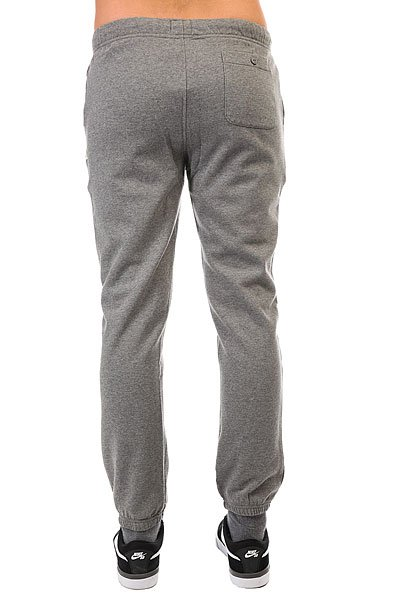 Штаны спортивные DC Rebel Pant 3 Heather Charcoal