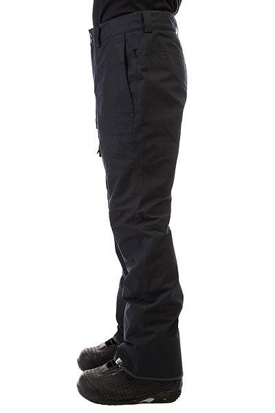 Штаны сноубордические Quiksilver Swords Pant Black