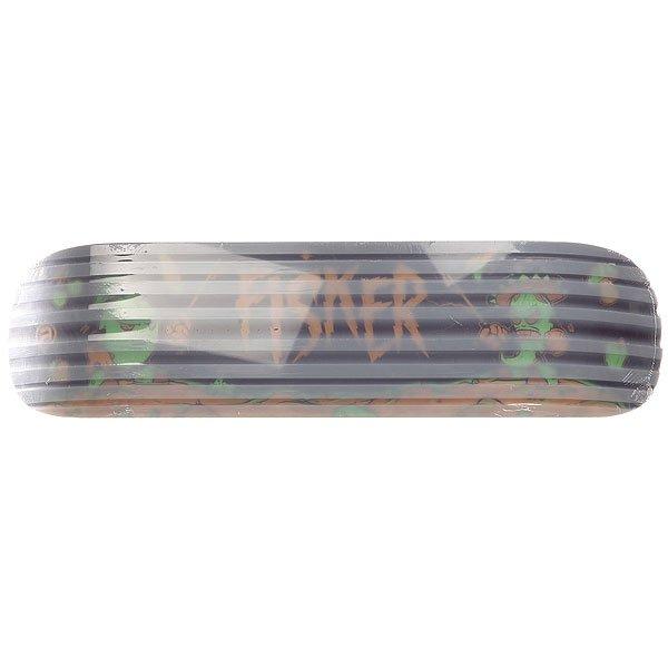 Сноускейт Ambition Fisker Premium Black/Orange/Green 32.5 x 8.5 (22 см)