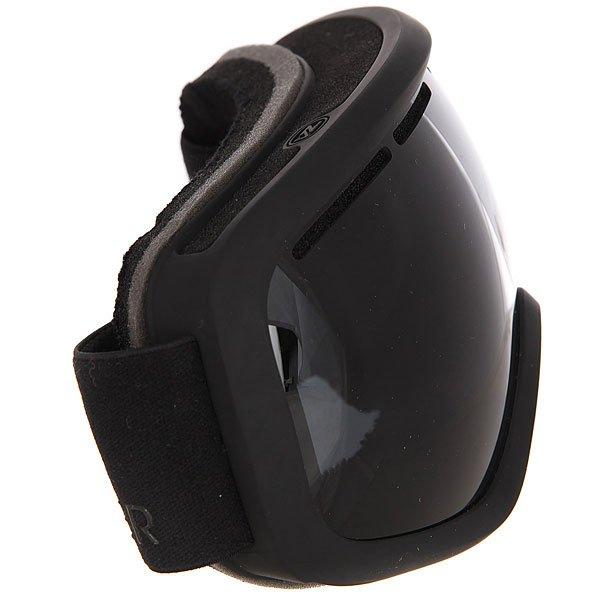 Маска для сноуборда Von Zipper Skylab Black Matte/Blackout