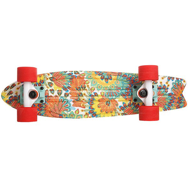 Скейт мини круизер Globe Graphic Bantam St Peacock 6 x 23 (58.5 см)