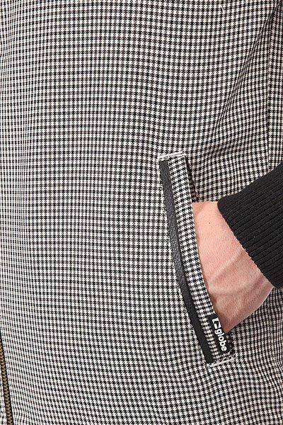 Куртка Globe Lords Jacket Black/White