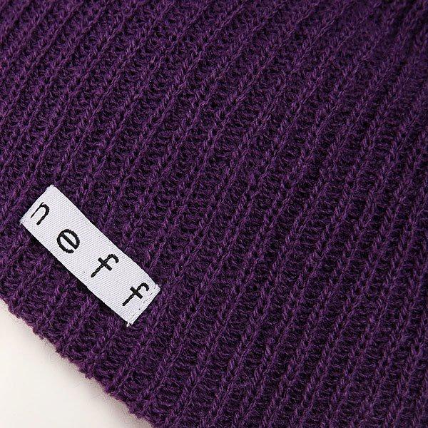Шапка Neff Daily Beanie Purple