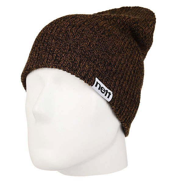 Шапка Neff Form Beanie Gold
