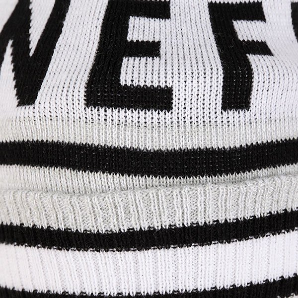 Шапка Neff Champion Beanie Grey/Black