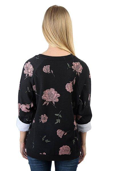 Толстовка классическая женская Element Fa16 Adele Floral