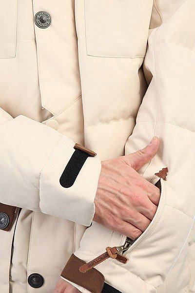 Куртка парка Picture Organic Leno Real Beige