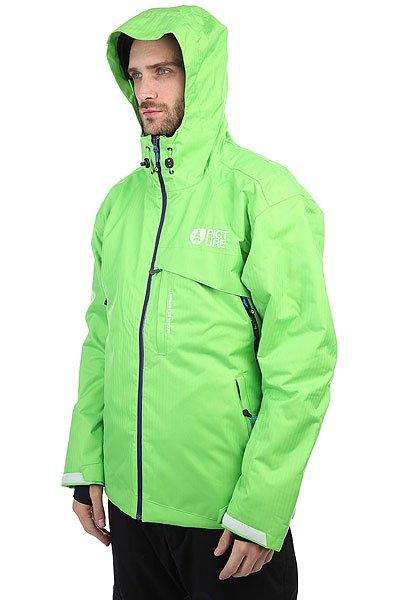 Куртка утепленная Picture Organic Respect Green