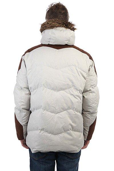 Куртка зимняя Picture Organic Between Grey
