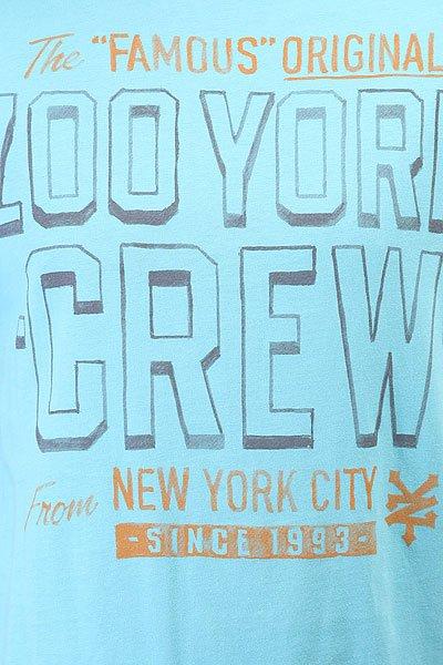 Футболка Zoo York Zys11-90349 Blue Jay
