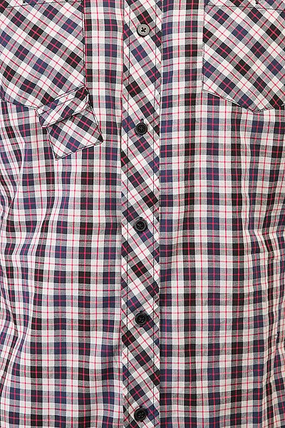 Рубашка в клетку Zoo York Zyf09-02327 Navy