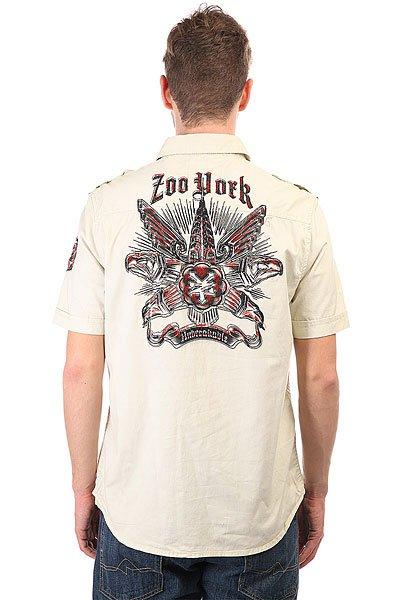 Рубашка Zoo York Chrysler`s Eagles Fatigue