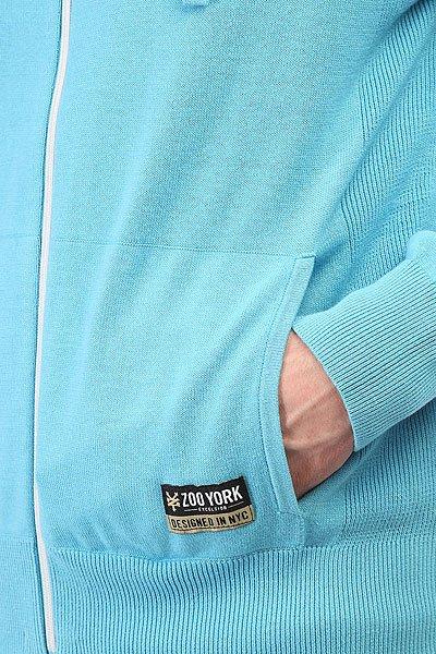 Толстовка классическая Zoo York Zys11-34005 Blue