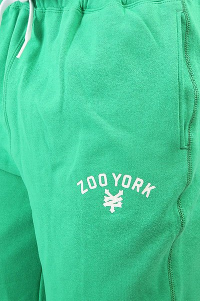 Шорты пляжные Zoo York Heywoods Kelly Green