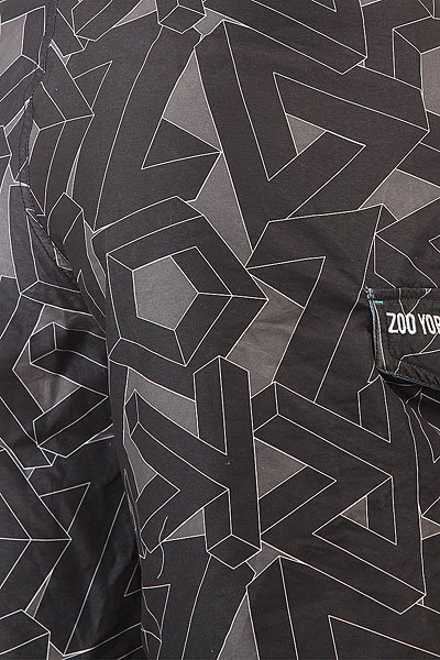 Шорты пляжные Zoo York Ambush Black