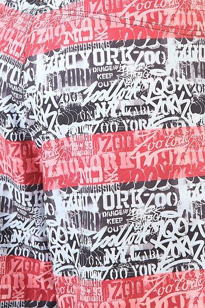 Шорты пляжные Zoo York Zyf09-05789 Black
