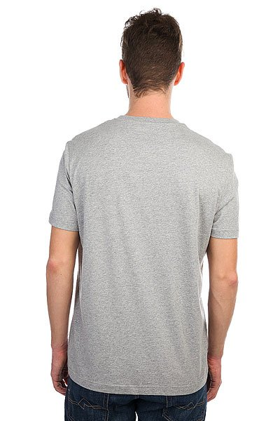 Футболка Le Coq Sportif Osr Tee Light Heather Grey