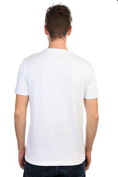 Футболка Le Coq Sportif Fluorin White