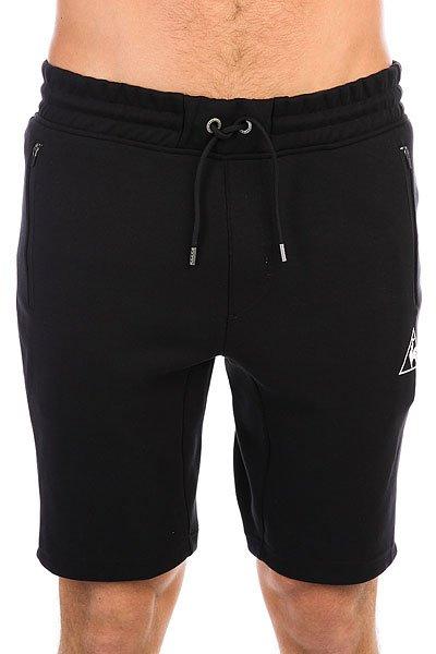 Шорты классические Le Coq Sportif Lcs Tech Short Black