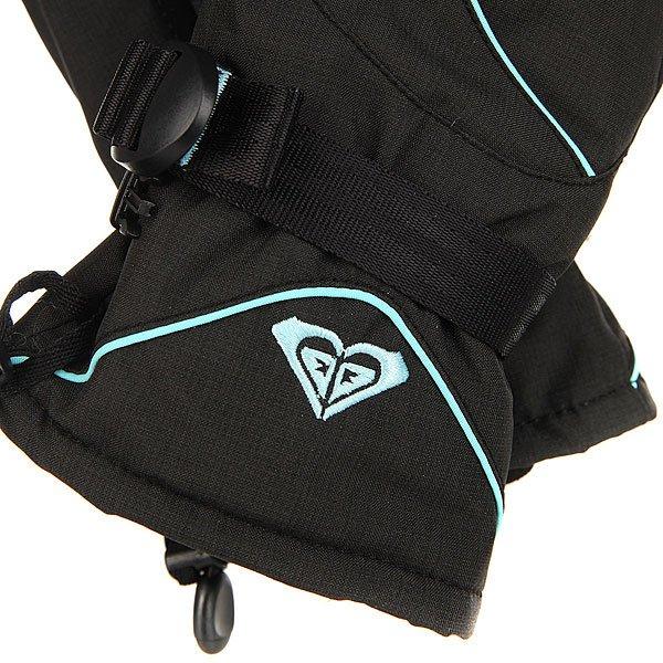 Перчатки сноубордические женские Roxy Big Bear Gloves True Black