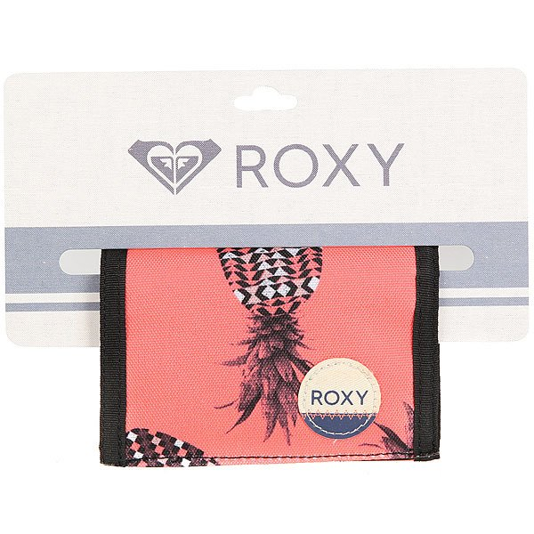 Кошелек женский Roxy Small Beach Ax Neon Grapefruit