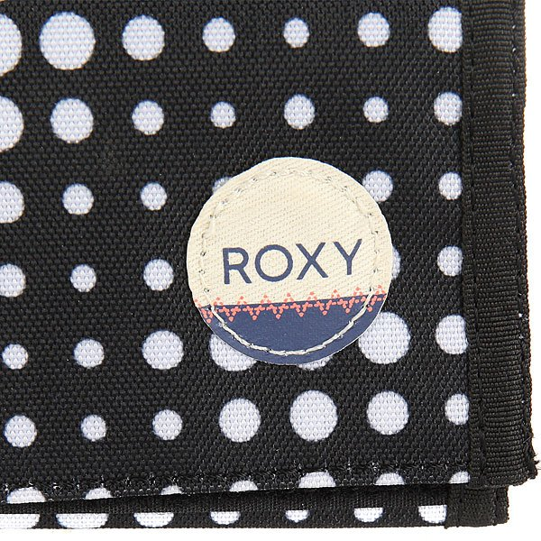 Кошелек женский Roxy Small Beach Anthracite Opticity