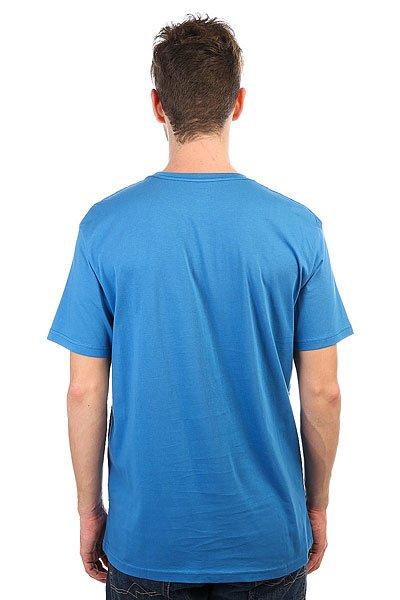 Футболка Quiksilver Everyday Vallarta Blue