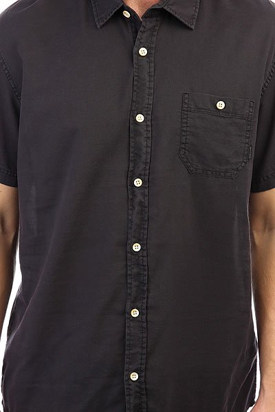 Рубашка Quiksilver Timebox Tarmac