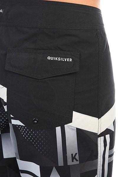Шорты пляжные Quiksilver Checkcryptvee19 Black