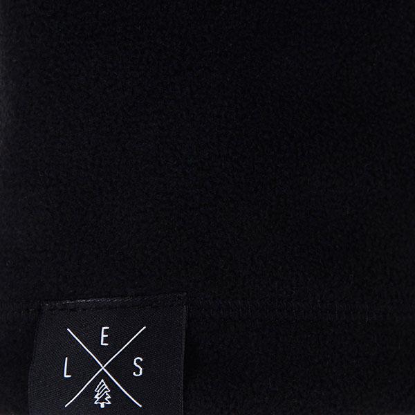 Шарф труба Les Fleece Gater Black