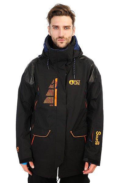 Куртка утепленная Picture Organic Source Black