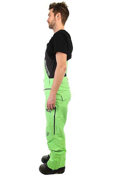 Комбинезон сноубордический Picture Organic Welcom Bib Green