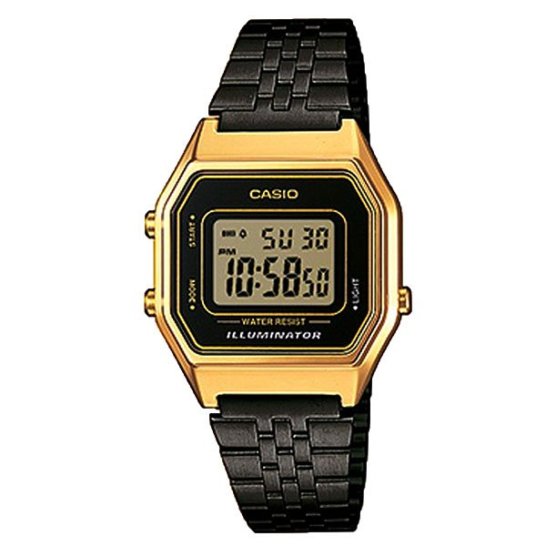Кварцевые часы женские Casio Collection 67381 La680wegb-1a