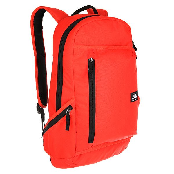Рюкзак спортивный Nike SB Shelter Neon Orange