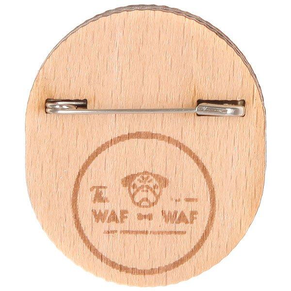 Значок Запорожец Х Waf Waf Гора
