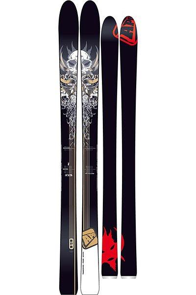 Горные лыжи Apo Wyatt 183 Black/White/Red