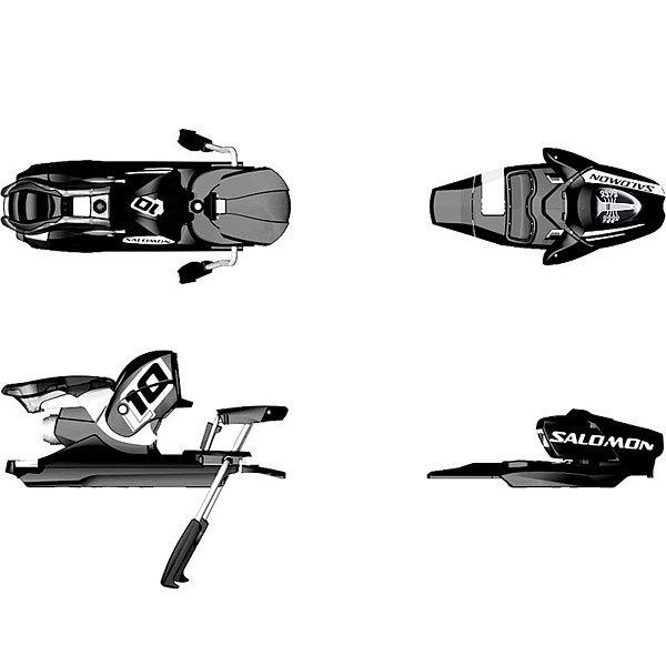 Крепления для лыж Salomon Nr L7 Easy Track B80 Black