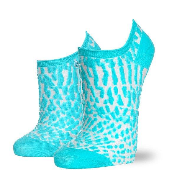 Носки низкие женские Stance Basket Case Light Blue