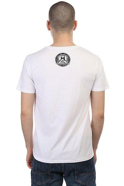 Футболка MGP Straight White/Black