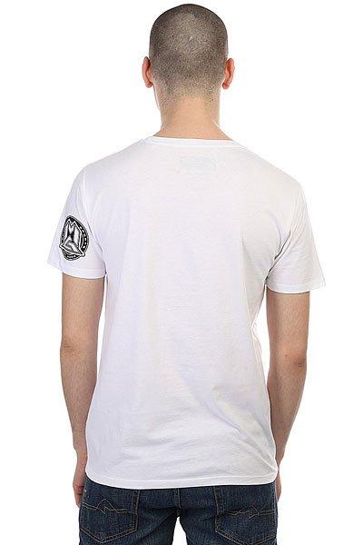 Футболка MGP Hero White/Black