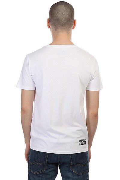 Футболка MGP Circle White/Black