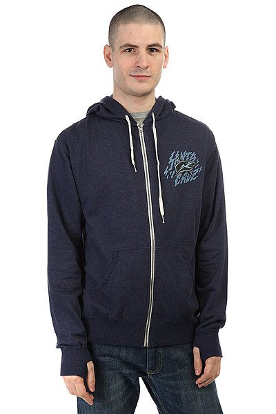 Толстовка сноубордическая Santa Cruz Vintage Neptune Specialty Navy Heather