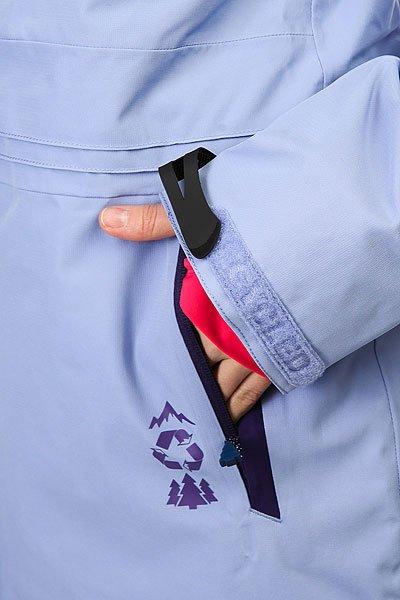 Куртка утепленная женская Picture Organic Willow Light Purple