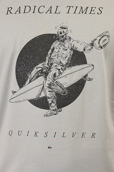 Футболка Quiksilver Spacecowboy Wet Weather