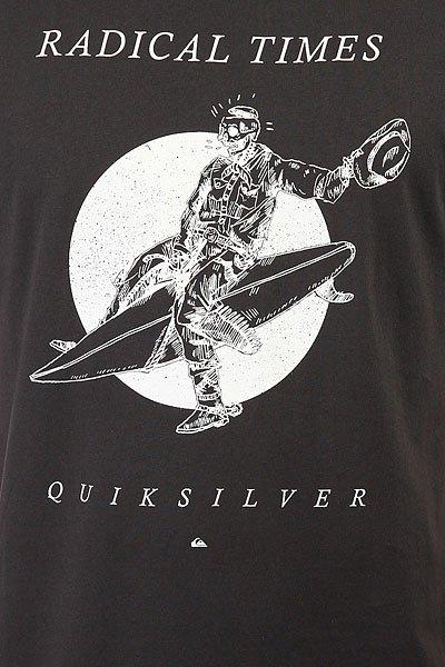 Футболка Quiksilver Spacecowboy Tarmac