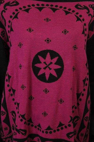 Свитер женский Insight Mystic Bandanna Jaquard Knit Floyd Black
